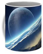 Planet Rise Coffee Mug
