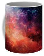 Planetary Soul Violet Coffee Mug