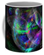Planets Of Vega Coffee Mug