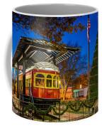 Plano Trolley Car Coffee Mug