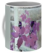 Plant In Negative Coffee Mug