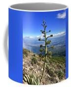 Plant On Volcano Slope Coffee Mug