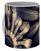 Plantains 1  Sepia Coffee Mug