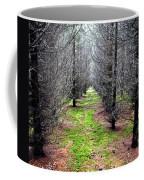 Planted Spruce Forest Coffee Mug