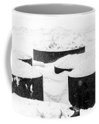 Planters And Snow Coffee Mug
