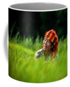 Planting Rice By Hand Coffee Mug