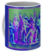 Plastic Army Man Battalion Pop Coffee Mug