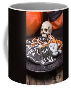 Plate Of Halloween Sugar Cookies Coffee Mug