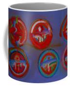 Plate State Coffee Mug