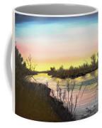 Platte River Sunrise Coffee Mug