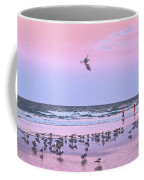 Play At The Beach Coffee Mug
