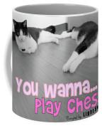 Play Chess? Coffee Mug