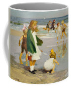Play In The Surf Coffee Mug