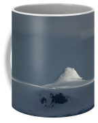 Play Of Light In Antartica Coffee Mug