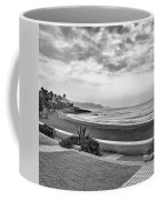 Playa Burriana, Nerja Coffee Mug by John Edwards
