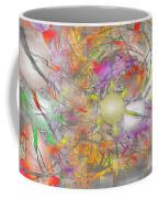 Playful Colors Of Energy Coffee Mug