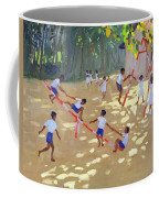 Playground Sri Lanka Coffee Mug by Andrew Macara