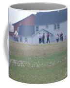 Playing Ball With Friends Coffee Mug