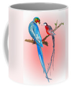 Playing Footsie Coffee Mug