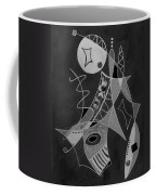 Playing Go Fish Coffee Mug