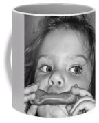 Playing Her Playdough Coffee Mug