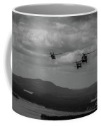 Playing In The Clouds II Coffee Mug
