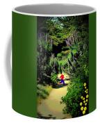 Playing In The Garden Five Coffee Mug
