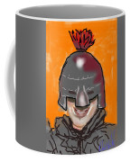 Playing Knight Coffee Mug