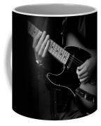 Playing Strings Coffee Mug