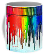 Playing With Colors Coffee Mug