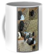 Playtime With Bunny Coffee Mug