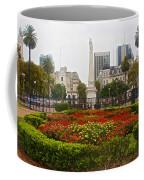 Plaza De Mayo In Buenos Aires-argentina  Coffee Mug