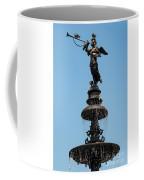 Plaza Mayor Fountain Coffee Mug
