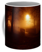 Pleasant Run Bridge Coffee Mug