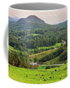 Pleasant Valley Countryside Coffee Mug