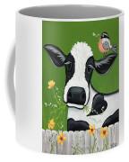 Please Don't Eat The Flowers Coffee Mug