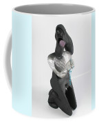 Please Please I' M On My Knees Coffee Mug by Michael Jude Russo