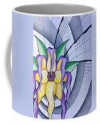 Pleiadean Sunflower Coffee Mug