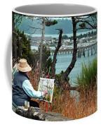 Plein Air Artist Coffee Mug