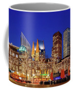 Plein At Blue Hour - The Hague Coffee Mug