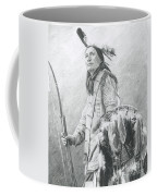 Taopi Ota - Lakota Sioux Coffee Mug
