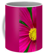 Plink Flower Closeup Coffee Mug