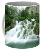 Plitvice Lakes Coffee Mug
