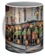 Plough Pub London Coffee Mug by Adrian Evans