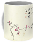 Plum Blossom Coffee Mug