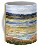 Plum Island Salt Marsh Coffee Mug