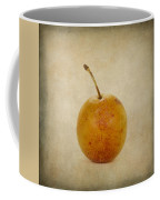 Plum Vintage Look Coffee Mug