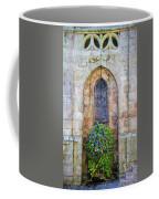Plumergat, Brittany,france, Parish Church Window Coffee Mug