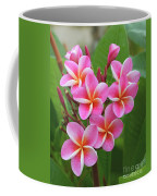 Plumeria After The Rain II Coffee Mug