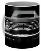 Plymouth Fury - Black Coffee Mug